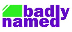 Badly Named